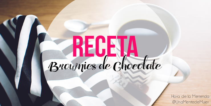 Receta de Brownie de chocolate FÁCIL