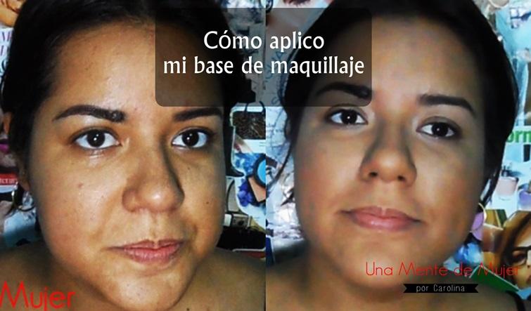 Preparación del Rostro + Aplicación de Base de Maquillaje
