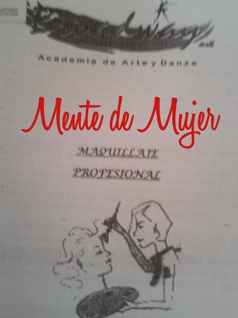 Experiencia en taller de maquillaje básico (Aragua-Venezuela)