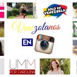 Venezolanos en Instagram