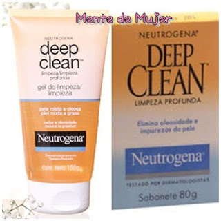 Reseña: Deep Clean de Neutrogena