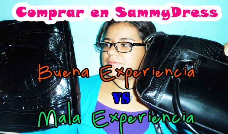 Mi experiencia con SammyDress. Buena y Mala.