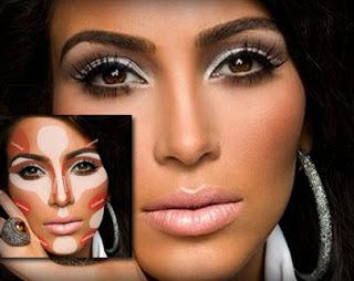 Famosas sin maquillaje ¡El maquillaje transforma!