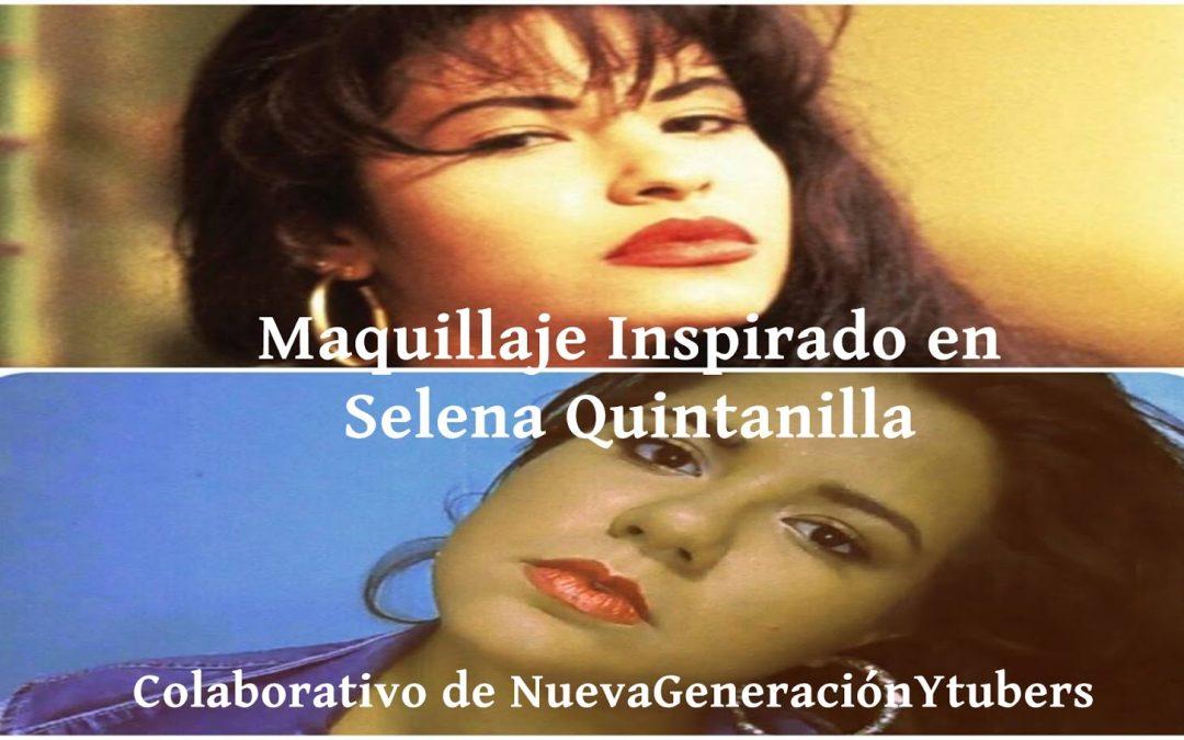 Maquillaje Inspirado en Selena Quintanilla