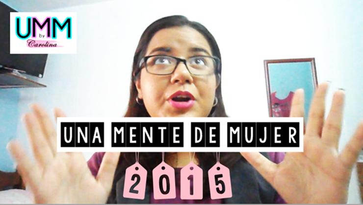Una Mente de Mujer 2015