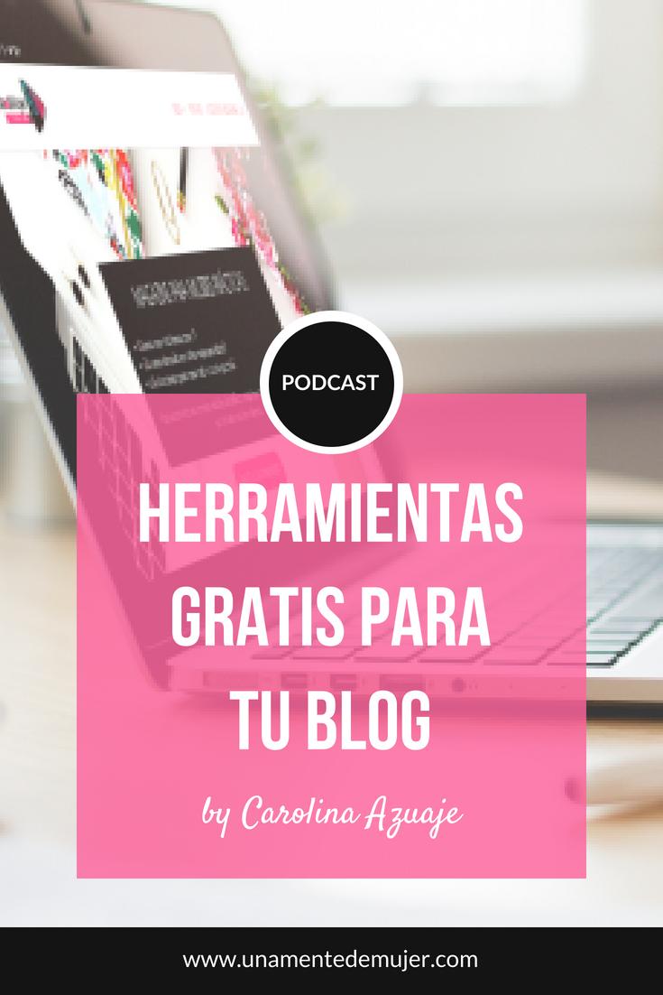 Herramientas gratis para tu blog