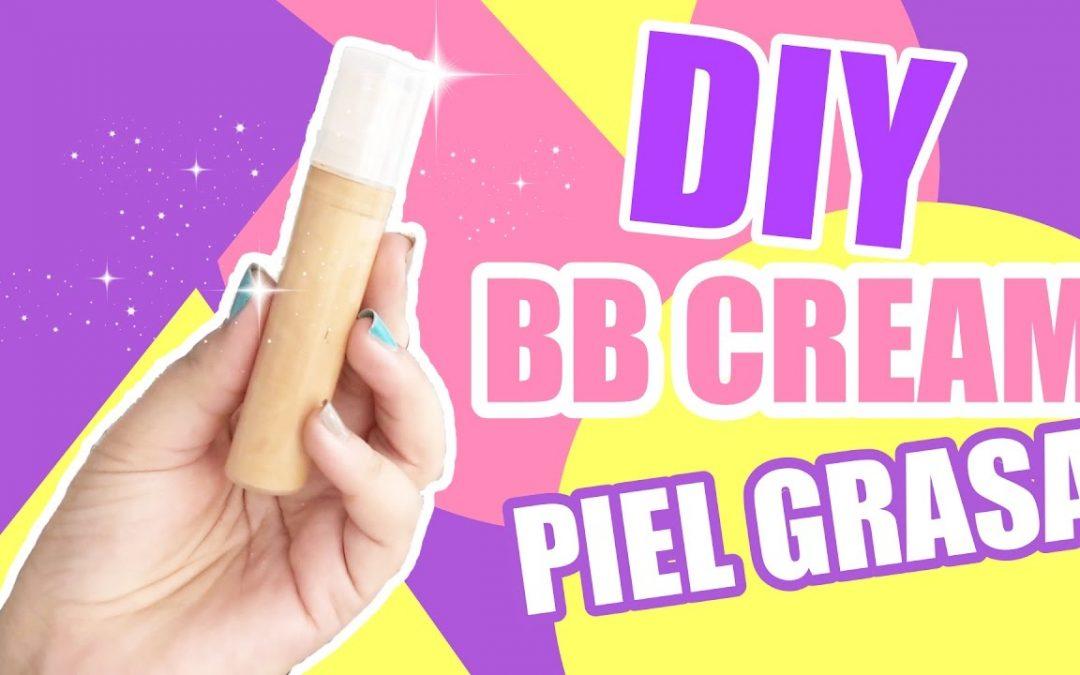 DIY Cómo hacer BB Cream casera para piel grasa