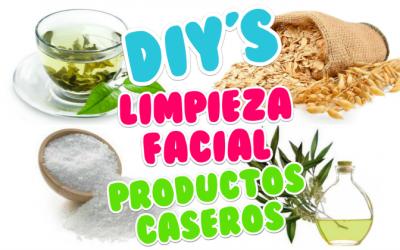 Limpieza con productos caseros para piel grasa