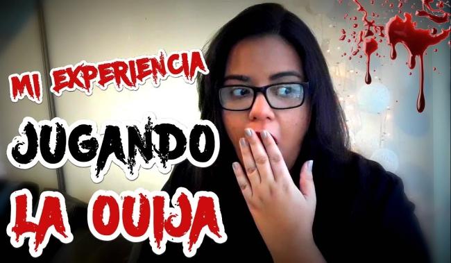 Mi experiencia jugando la Ouija #STORYTIME