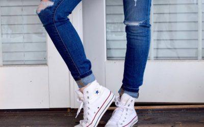 Curvy Bloggers nos enseñan cómo usar jeans rotos