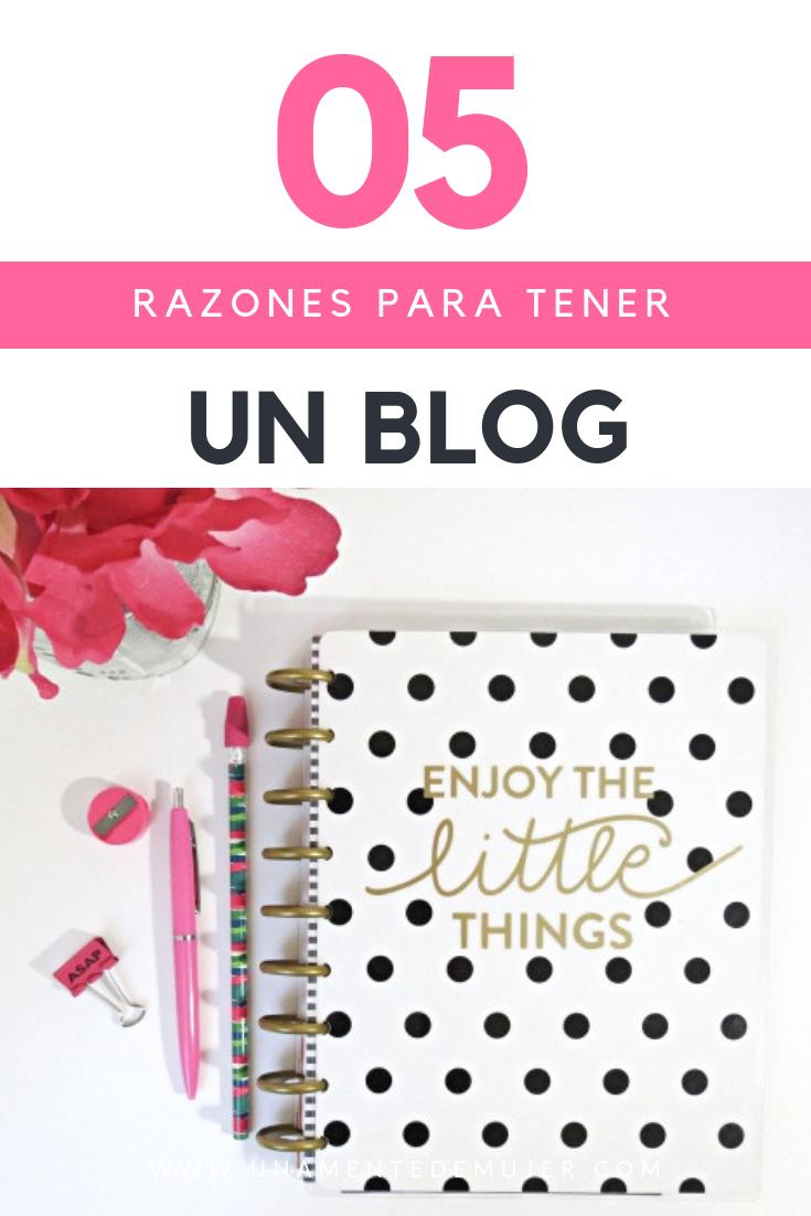 Emprender con un blog