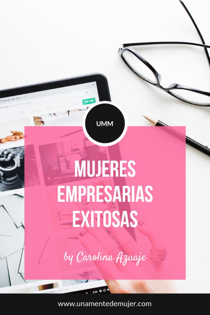 mujeres exitosas en los negocios