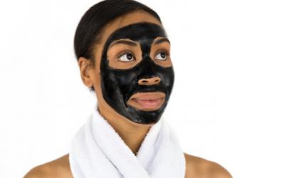 Cómo hacer mascarilla casera negra