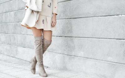 Las botas altas: cómo usarlas en invierno para que luzcan bien