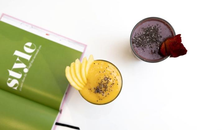 Beneficios y contraindicaciones de los jugos verdes