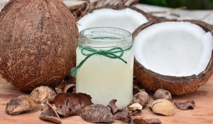 aceite de coco para las ojeras