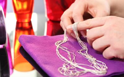 ¿Quieres saber como limpiar la plata de forma casera?