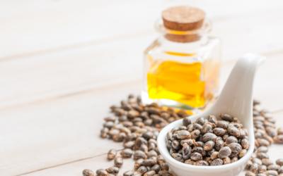 Usos del aceite de ricino en la belleza