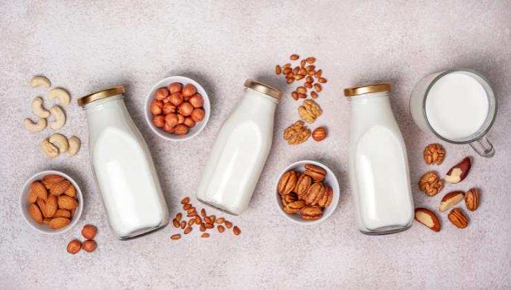 Beneficios de las leches vegetales